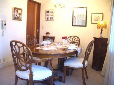 海外インテリアレッスンで学ぶテーブルコーディネート