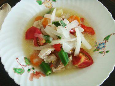 ランチアイデアスープ