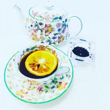 ニルギリ紅茶、インドの茶葉