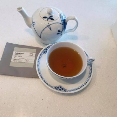 福岡県の和紅茶2021年